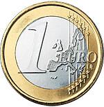 1€ cara común