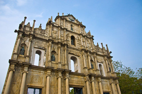 Ruins of St Paul - A Macau Landmark