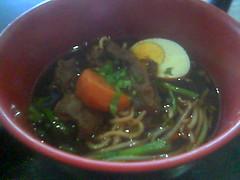 Rasa Sayang beef noodles 2