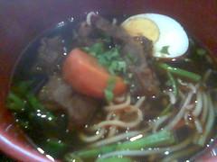 Rasa Sayang beef noodles 1