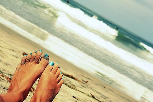 Beach Haiku