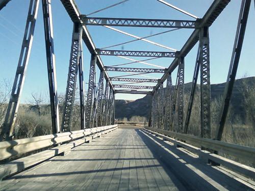 Bridge I by Karyn Ellis