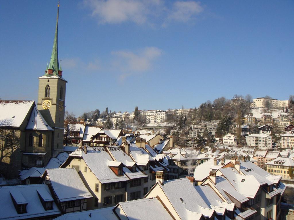 Panorámica de Berna
