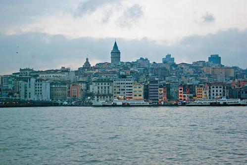 Galata tower, İstanbul, Pentax K10d