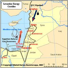 LevantineEnergyCorridor