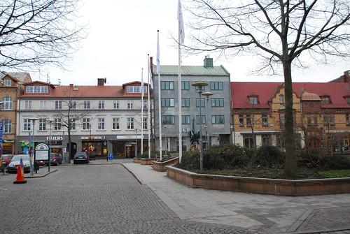 The main square, Eslöv