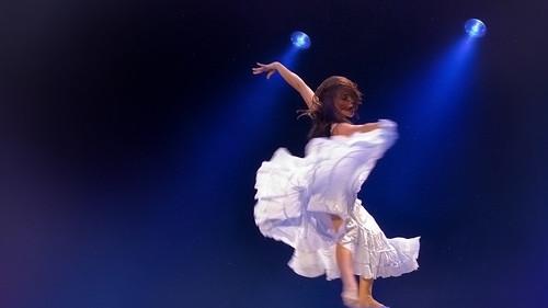Dancer Arassay Reyes