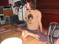 did you know tavor is also a yoga teacher!