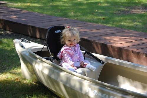 Can Clara Canoe?
