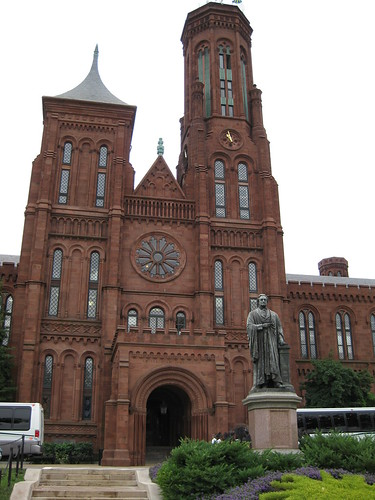 The Smithsonian Museum Visitor Centre