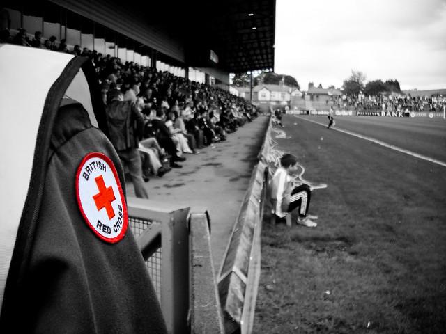 British Red Cross...
