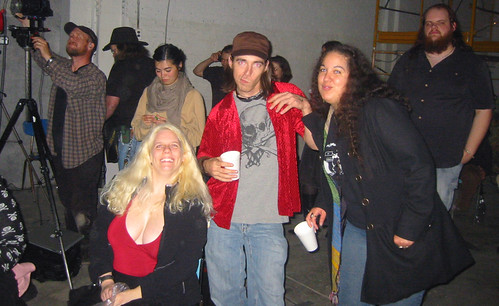 20081115 - SubGenius Devival in Baltimore - 171-7140 - Carolyn, 808, Christie - please click through to leave a comment on FlickR