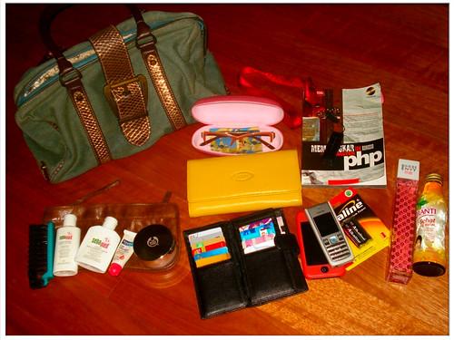 In My Bag Feb7 09