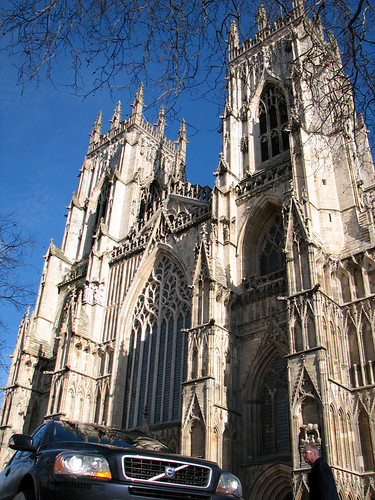 York westminster by you.