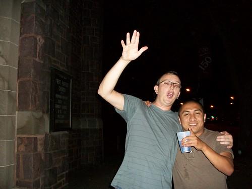 Seth and Jose
