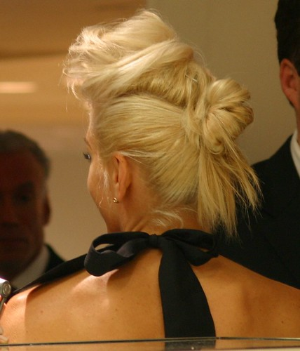 Gwen Stefani's Amazing Hair