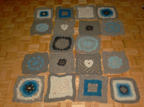2009 Sampler Afghan (Jan-Oct)