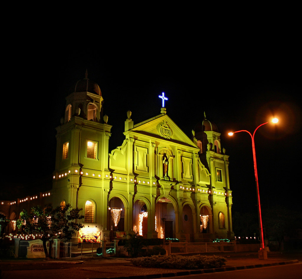 Archdiocesan Shrine of Jesus                                                                        The Way, The Truth and The Life and Pope John Paul II Youth Center, Pasay City, Philippines