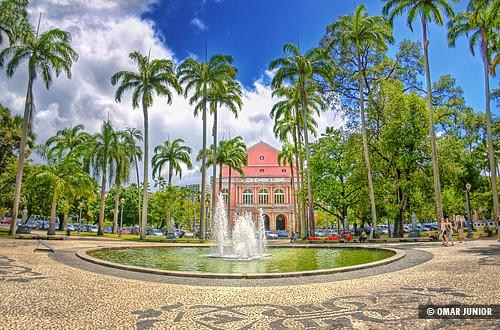 Praça da República, Recife   HDR