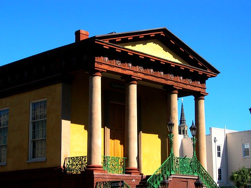 Greek Revival in Charleston, South Carolina