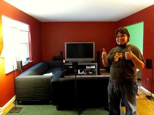247/365: New Livingroom