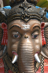 The Indian god Ganesh