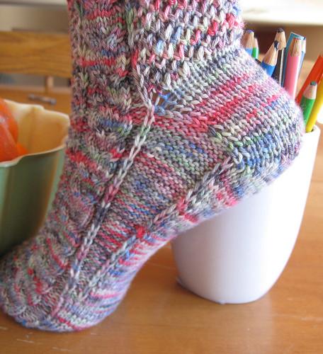 Yarn Loves Elizabeth Bennet yarn in Nostalgia