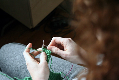 365.298 - goal-oriented knitting