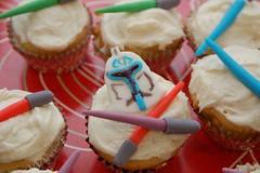 Captain Rex Cupcake