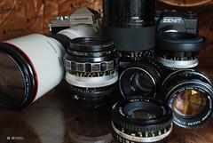 Photo Gear Lenses