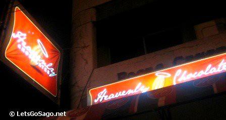 Heavenly Chocolates Shop