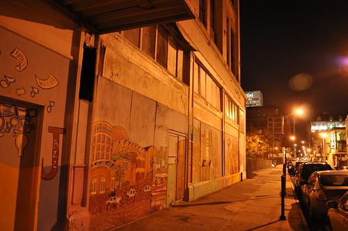 halsey mural