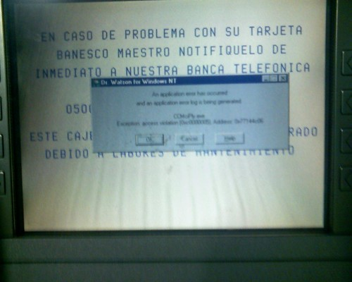 Banesco fail