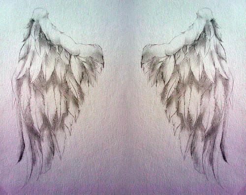 My Angel Wings Tattoo