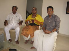 Sri Chandru, Sri Vasu and Sri Sivan