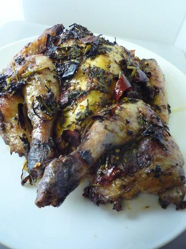 Piri Piri Guinea Fowl by you.