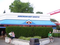 Cedar Point - Magnum Hot Shots