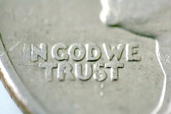 In God We Trust (Reversed Len)