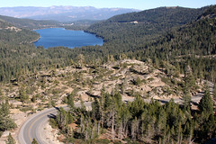 donner pass scenic overlook