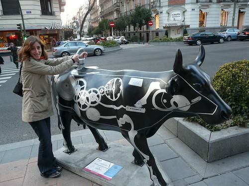 034_La vaca mecánica