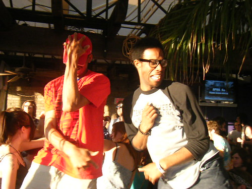 Dancing to Dirtblondes DJ Set