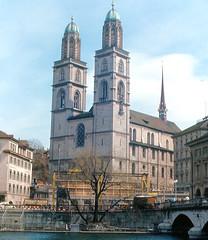 Zürich - Grossmünster