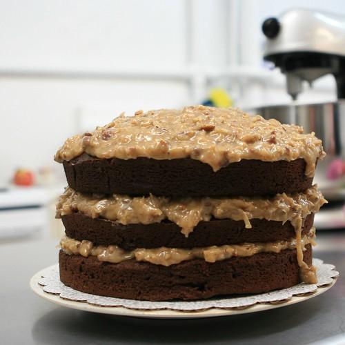 Thanks Jen for the lovely Cake.