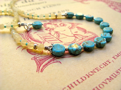 Bahia light necklace