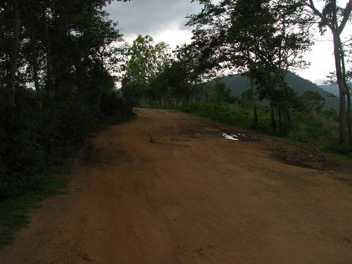 SH17A road