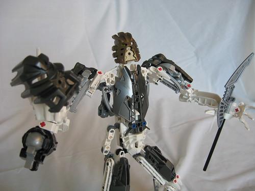 Bionicle Mask Light
