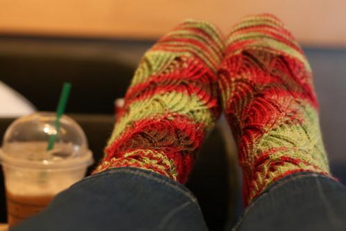 Hiphopomatomus socks