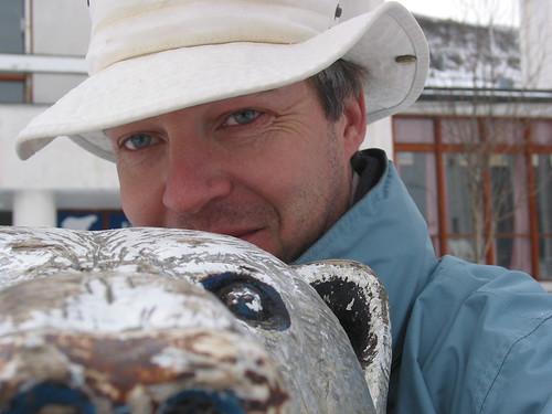Isbjørnjäger in Hammerfest