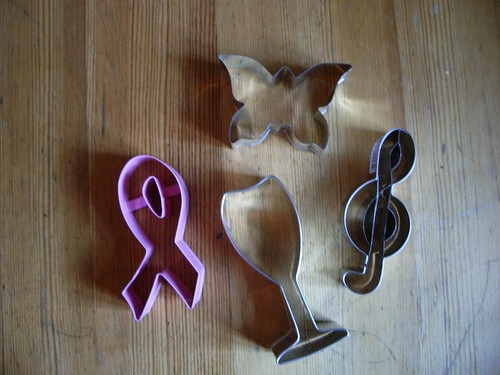 Need to get moving the with pink ribbon one in time for Breast Cancer Awareness month in October