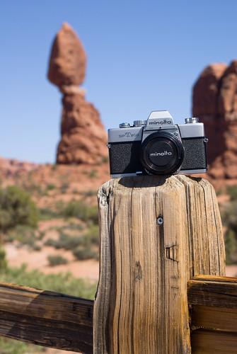 Balanced Rock, Balanced Camera